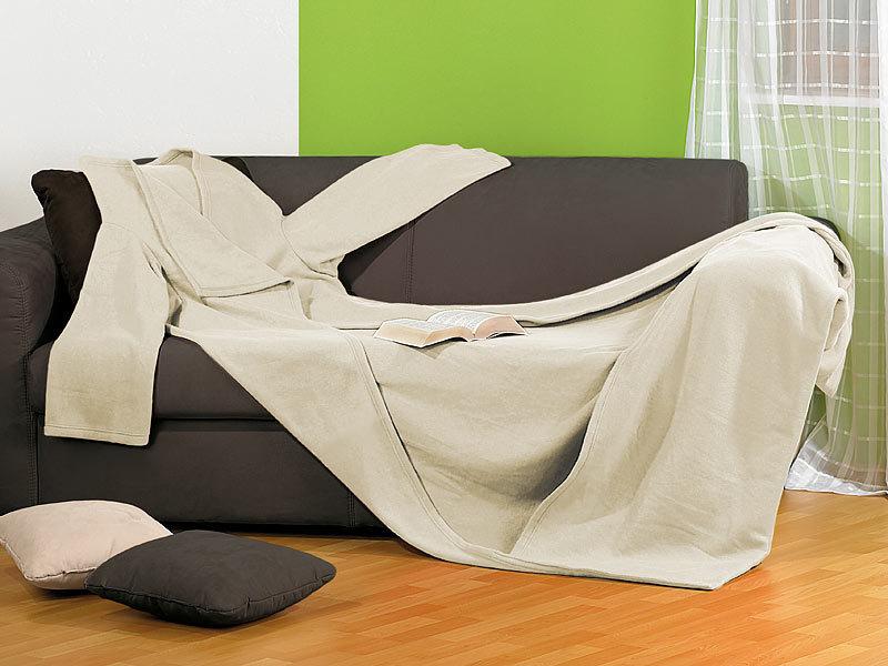 wilson gabor fleece kuscheldecke mit rmeln beige 150 x. Black Bedroom Furniture Sets. Home Design Ideas